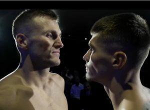 Artur Saladiak vs Vladislav Tuinov Glory Kickboxing