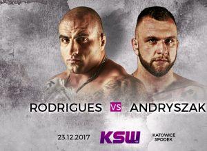 KSW 41 Andryszak vs Rodrigues