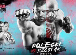 KSW 62 Kołecki vs Szostak