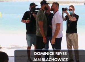 UFC 253 Jan Błachowicz vs Dominick Reyes