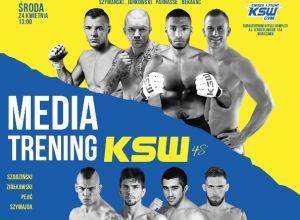KSW 48 Media trening