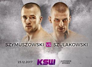 KSW 41 Szymuszowski vs Szulakowski