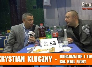 Real Fight Krystian Kluczny