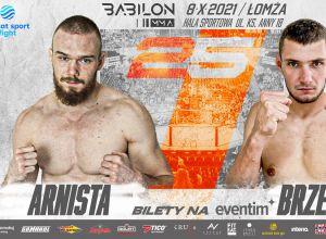 Babilon MMA 25 Arnista vs Brzezicki