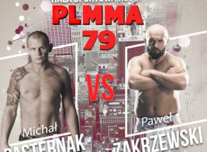 PLMMA 79 Pasternak vs Zakrzewski