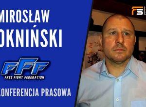 Mirek Okniński na FFF 1