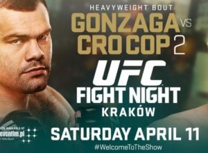 UFC Fight Night 64 - Gonzaga vs Cro Cop 2