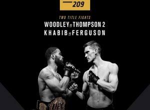 UFC 209