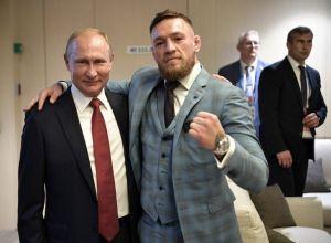 Putin & McGregor