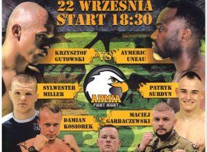 Armia Fight Night III Sokołów Podlaski
