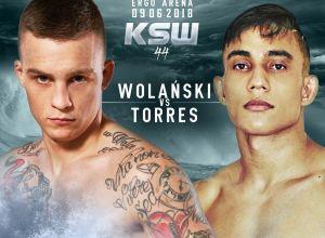 KSW 44 Wolański vs Torres