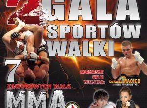 PLMMA 9 i Gala MMA Chełm