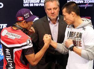 UFC 163 Aldo vs Jung