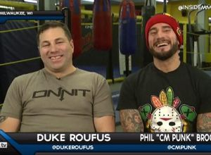 Duke Roufus, CM Punk