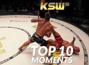 KSW 55 Top Moments