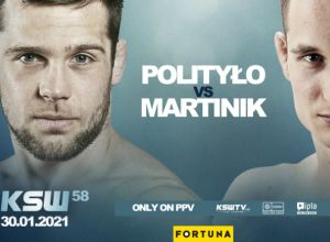KSW 58 Polityło vs Marinik