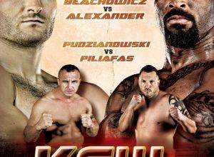KSW 20 Plakat