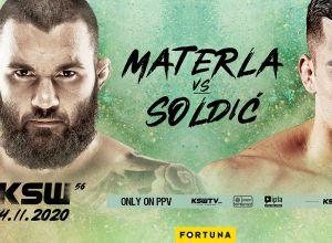 KSW 56 Materla vs Soldić