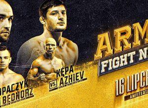 Armia Fight Night 10
