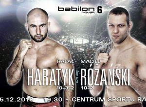 Babilon MMA 6 Haratyk vs Różański