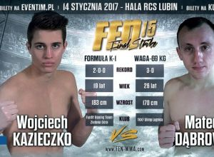 FEN 15 Kazieczko vs Dąbrowski