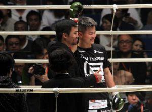 Tenshin Nasukawa & Manny Pacquiao