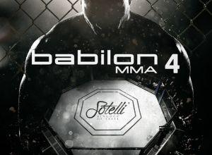 Babilon MMA 4 Ełk