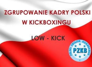 Kadra Polski w Kickboxingu Low - Kick