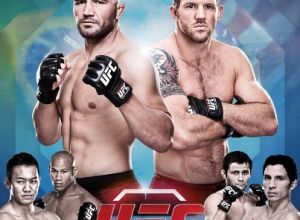 UFC Fight Night 28 Teixeira vs Bader