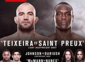 UFC Fight Night 73