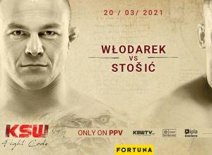 KSW 59 Włodarek vs Stosić