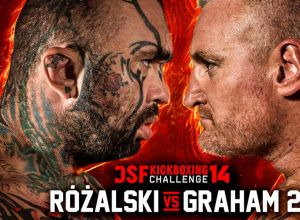 DSF Kickboxing Challenge 14 Warszawa