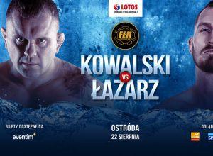 FEN 29 Kowalski vs Łazarz