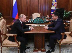 Batu Khasikov & Władymir Putin