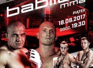 Babilon MMA 1 - Szczerek vs Skibiński