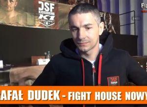 Rafał Dudek przed walką na DSF 16