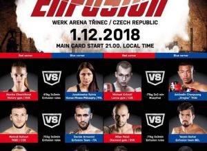 Enfusion # fightcard