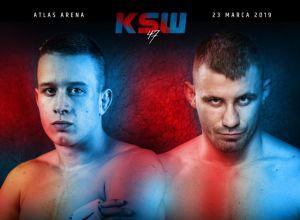 KSW 47 Kazieczko vs Kopera
