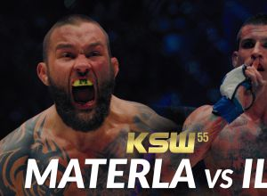 KSW 55 Michał Materla vs Aleksandar Ilić! Trailer!