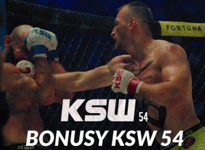 KSW 54 bonusy