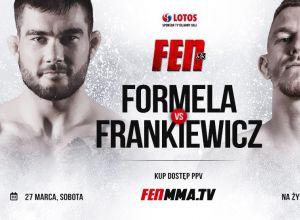 Formela vs Frankiewicz na FEN 33