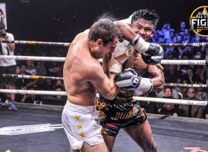 Buakaw Banchamek, All Stars Fight