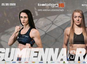 Babilon MMA 16 Gumienna vs Rak