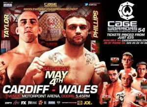 Cage Warriors 54