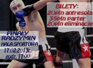 Mistrzostwa Polski Low-Kick Juniorów i Juniorów Młodszych w Kickboxingu