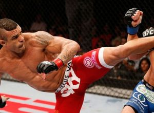 Vitor Belfort vs Luke Rockhold