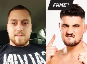 FAME MMA 7 Don Kasjo vs Lupa