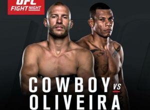 UFC Fight Night 83 Cowboy vs Oliveira
