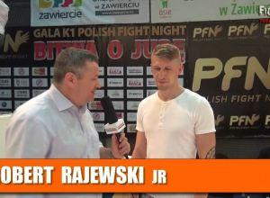Robert Rajewski Jr. po PFN 2