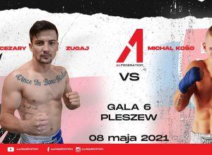 A1 Pleszew Cezary Zugaj Jr. vs Michal Kosic
